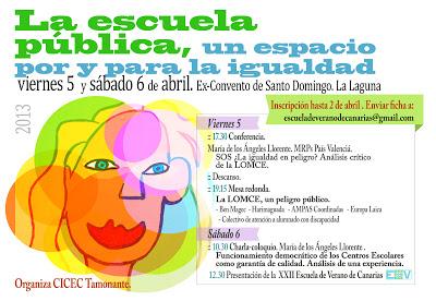 Jornadas CICEC-Tamonante