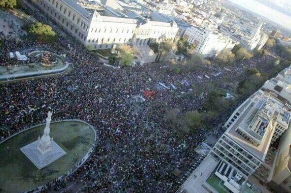 22M - Marchas de la dignidad
